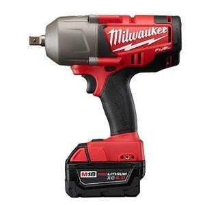 "Milwaukee 2762-22 M18 FUEL 1/2"" Impact Wrench Kit w/ Pin"