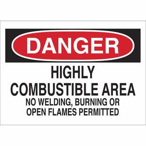 25674 FIRE SIGN