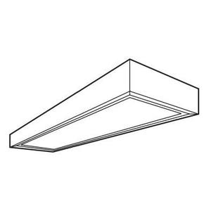 Lithonia Lighting M232A12MVOLTGEB10IS 1' x 4' LED Troffer