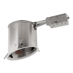 "Elco Lighting EL918RICA IC Airtight Remodel Housing, 6"", Sloped Ceiling"