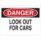 22998 TRAFFIC SIGN: INDUSTRIAL