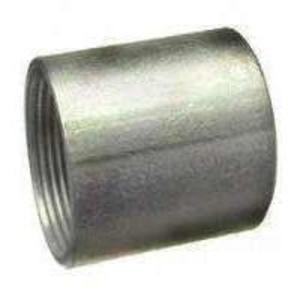 "Multiple GRC125 1-1/4"" Galvanized Coupling"