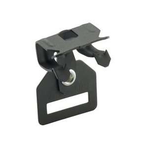 Panduit PMSS58 Strap Hanger Clip with Hammer-On Beam Cl