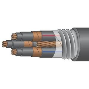 Service Wire AAP5KUS4/03 INTERLOCKED ARMOR