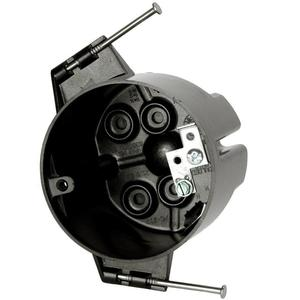 """Allied Moulded PC213-NG 3.5"""" Dia. Round Fixture Support Box"""