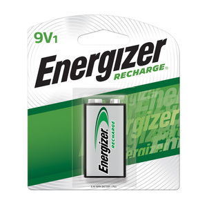 Energizer NH22NBP 9V Rechargeable Battery