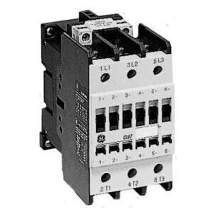 ABB 104295 Contactor, General Purpose, 3P, 105A, 480VAC Coil, Series CL/RL