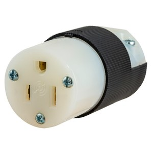 Hubbell-Kellems HBL5269C Locking Connector, 15 Amp, 125V