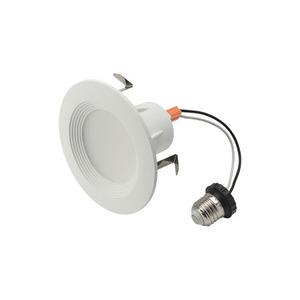 """Cree Lighting C-DL4-A-575L-30K-B1 LED 4"""" Downlight, 7.6 Watt, 575 Lumen, 3000K, 120V"""