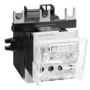 Allen-Bradley 592-EEEC Overload Relay, Solid State, for NEMA 0-2, 5.4-27 FLA, E1 Plus