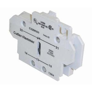 Eaton C320KG3 Auxiliary Contact