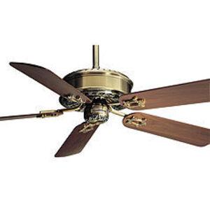 Casablanca Fan 6344Z ANTIQUE BRASS