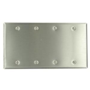 84064-40 SS WP 4G BLANK BOX MNT STD SIZE