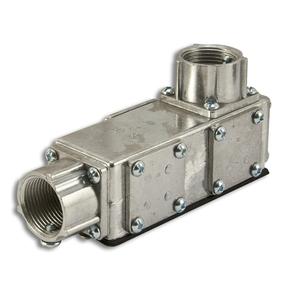"Arlington 930 Conduit Body, Type: Universal C/LB/LL/LR/T, Size: 1/2"", Aluminum"