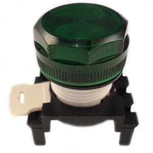 Eaton E22H3 22mm Indicator Light, Green, E22