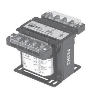 Sola Hevi-Duty E250TF Transformer, Control, 250VA, Multi-Tap, Encapsulated