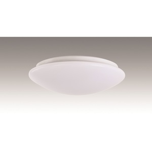 SYLVANIA SURFACER1A/025120T840/14S/WH LED Surface Mount Fixture, 25W, 120V, White