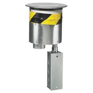 Hubbell-Wiring Kellems S1R6PTFIT S1R FRPT 6 THRU FLOOR NO SUB PLATES