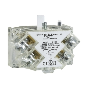 9001KA1 30MM CONTACT BLOCK 1NO/1NC