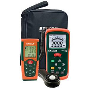 Extech LRK10 Meter Kit w/Light and Distance Meter