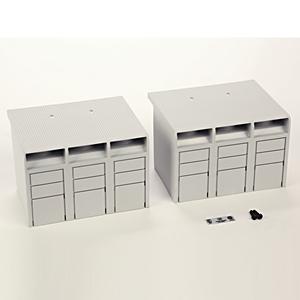 """Allen-Bradley 140G-I-TC3H Breaker, Molded Case, Terminal Cover, Frame I, 3P, 2.36"""" H"""