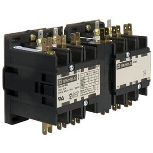 8965DPR34V02 HOISTCONTACTOR600VAC30ADPR