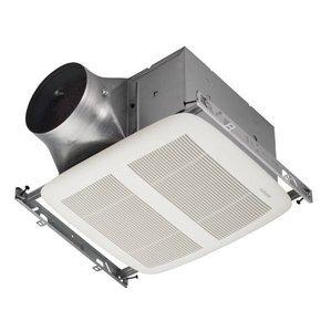 Nutone ZN80 Ceiling Fan, Energy Efficient, 80 CFM