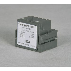 GE SRPK1200A700 Rating Plug, 700A, 600VAC, 2125-7125 Trip Range, Spectra Series