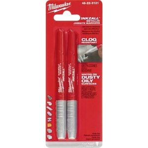 Milwaukee 48-22-3121 Clog Resistant Marker Tip, 2-Pack