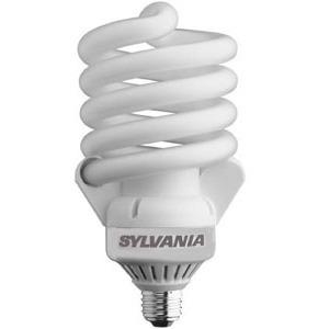 SYLVANIA CF65EL/TWIST/841 Compact Fluorescent Lamp, Twister, 65W, 4100K