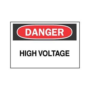 Brady 25532 Electrical Hazard Sign