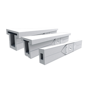 IronRidge QMR-ISS-A-15 Internal Structural Splice, Standard, Mill Finish, for Qrail