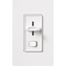 S-103P-WH-CSA DIMMER SLIDE 3W WH.PRESET