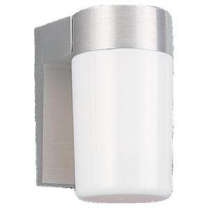 Sea Gull 8301-04 Lantern, Outdoor, 1 Light, 60W, Satin Aluminum
