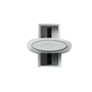 Lutron S-103P-WH Slide Dimmer, 1000W, 3-Way, Skylark, White