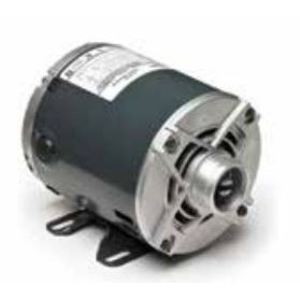 Marathon Motors HG450 Motor, 220/240VAC, 1/3HP, 1800/1500RPM, 48Y Frame, Single Shaft