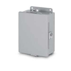Austin Electrical Enclosures AB-12126JFH 12X12X6 N4 HNGD CVR