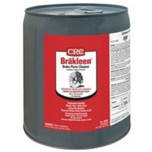 CRC 05091 The original brake parts cleaner. Formulated to quickly & effectively remove grease, brake dust, brake fluids, oils, & other contaminants from brake parts, lining, pads.