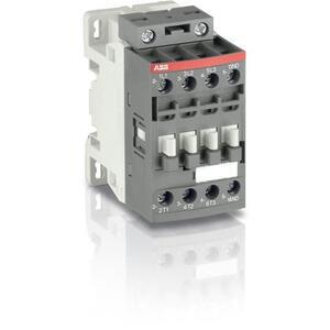 ABB AF16-30-01-13 Af16 3p Contr, 1nc, 100-250vac/dc