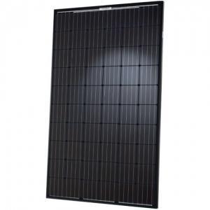 Q CELLS Q-PEAK-BLK-G4.1-295 Solar Module, Monocrystalline, 295W, 60 Cells, Black Frame