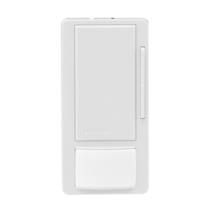 Lutron MS-Z101-V-WH Vacancy Sensor Switch Dimmer, White