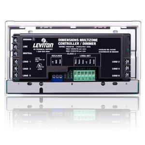 Leviton D4206-1LW Lighting Controller