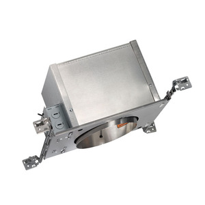 "Juno Lighting IC926-W 6"" IC Incand. Standard Slope Housing w/push-in electrical connectors"