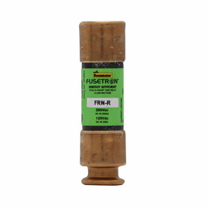Eaton/Bussmann Series FRN-R-12 Fuse, 12 Amp Class RK5 Dual-Element Time-Delay, 250V