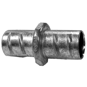 "Appleton GX-75 Screw-In Coupling, 3/4"", Zinc Die Cast"