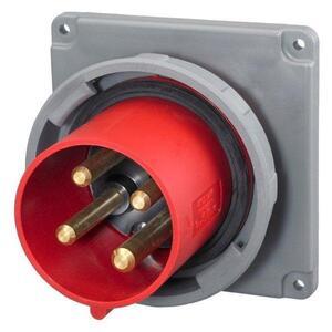 Hubbell-Wiring Kellems HBL4100B7W PS, INLT, 3P4W, 100A 3P 480V,4X/69K