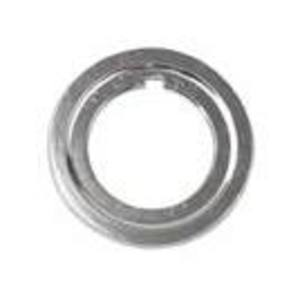 Allen-Bradley 800F-AHA1 Pilot Device, Hole Adapter, for 22.5mm to 30mm, Metal