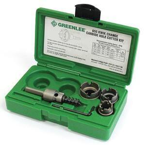 Greenlee 655 Cutter Kit
