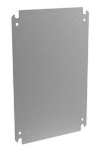 "nVent Hoffman ATEX48P48G Zonex Accessory Panel, 17x17"""