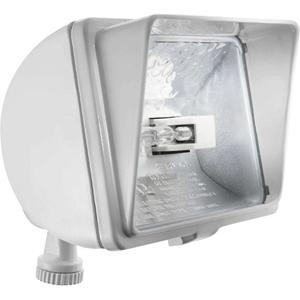 RAB QF200FW Flood Light, Quartz, 200W, White